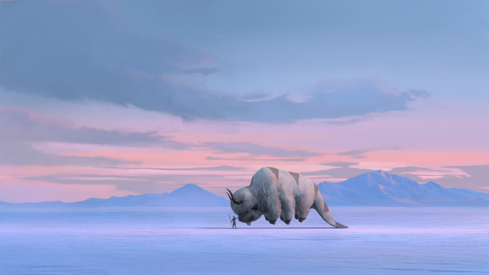 Avatar The Last Airbender In 1366x768 Resolution In 2020 Avatar The Last Airbender The Last Airbender Avatar Aang