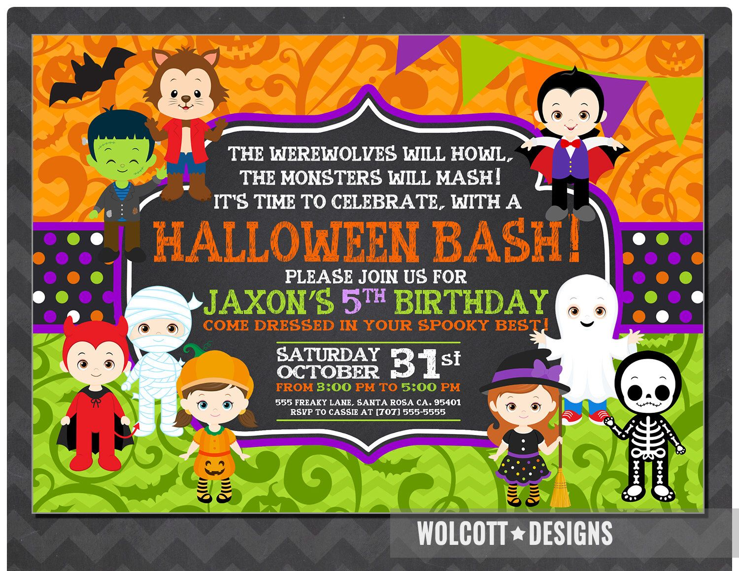 45 best Halloween Disco images – Halloween Party Invitation