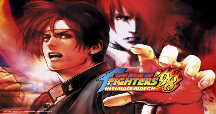 The King Of Fighters 98 Ultimate Match Trainer King Of Fighters Fighter King