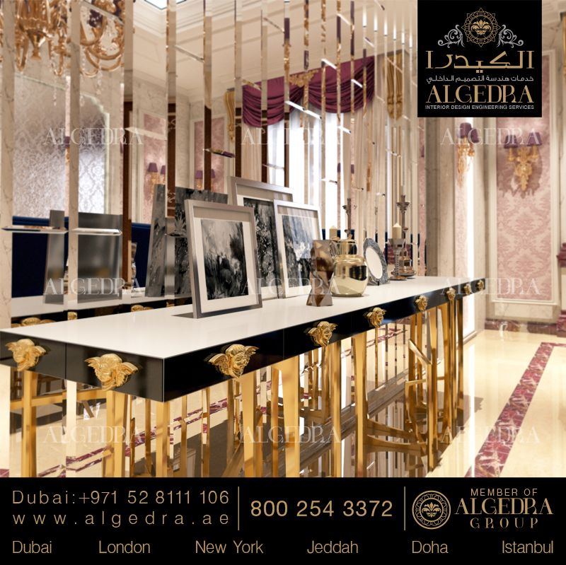 Luxury Villa Interior Design Dubai Uae: Have A Lovely Weekend Ahead! For Interior Design Ideas