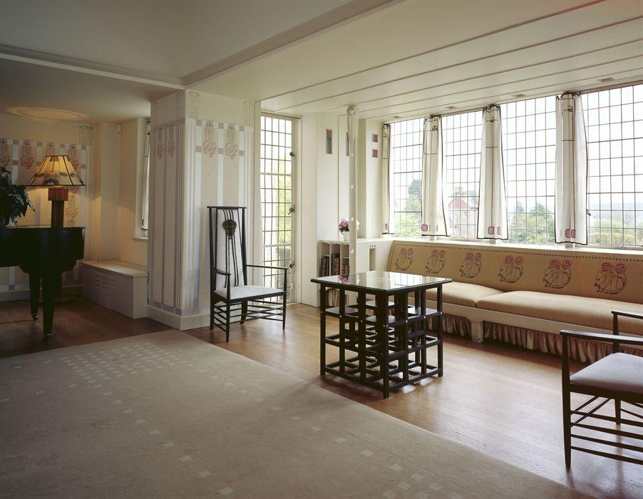 Charles Rennie Mackintosh Hill House Interior Helensburgh