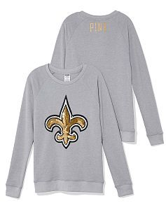 b9c8121b Women's Saints Apparel - Saints Jerseys, Shirts and Gear from PINK ...