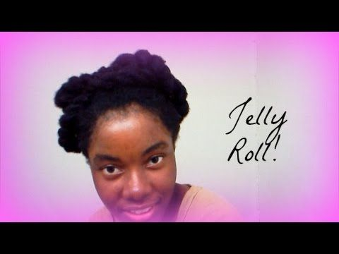INCREDIBLE Jelly Roll Style on 4C Hair!!!