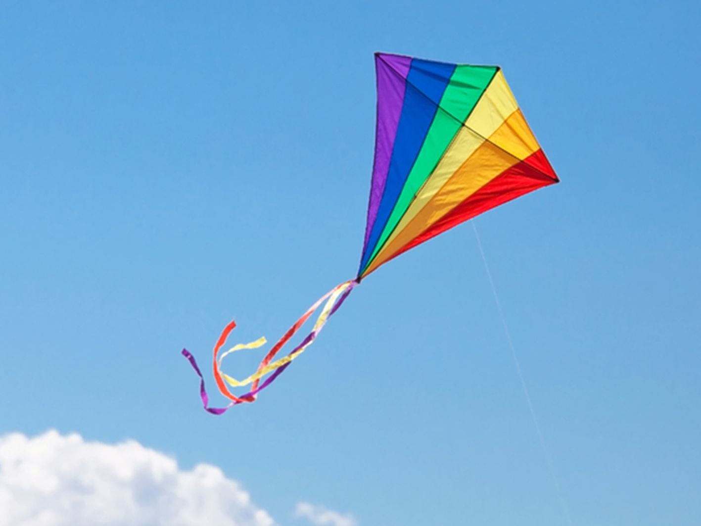 Kites Can Help Illustrate How The Holy Spirit Works In Our