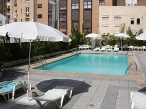 Apartamentos Juan Bravo, Madrid, Spanje