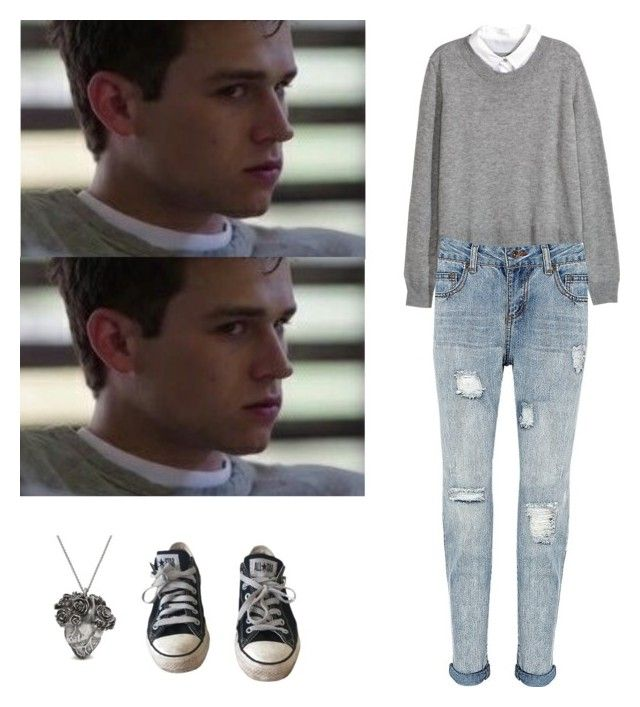 Justin Foley 13 Reasons Why 13 Rw Con Imagenes Ropa