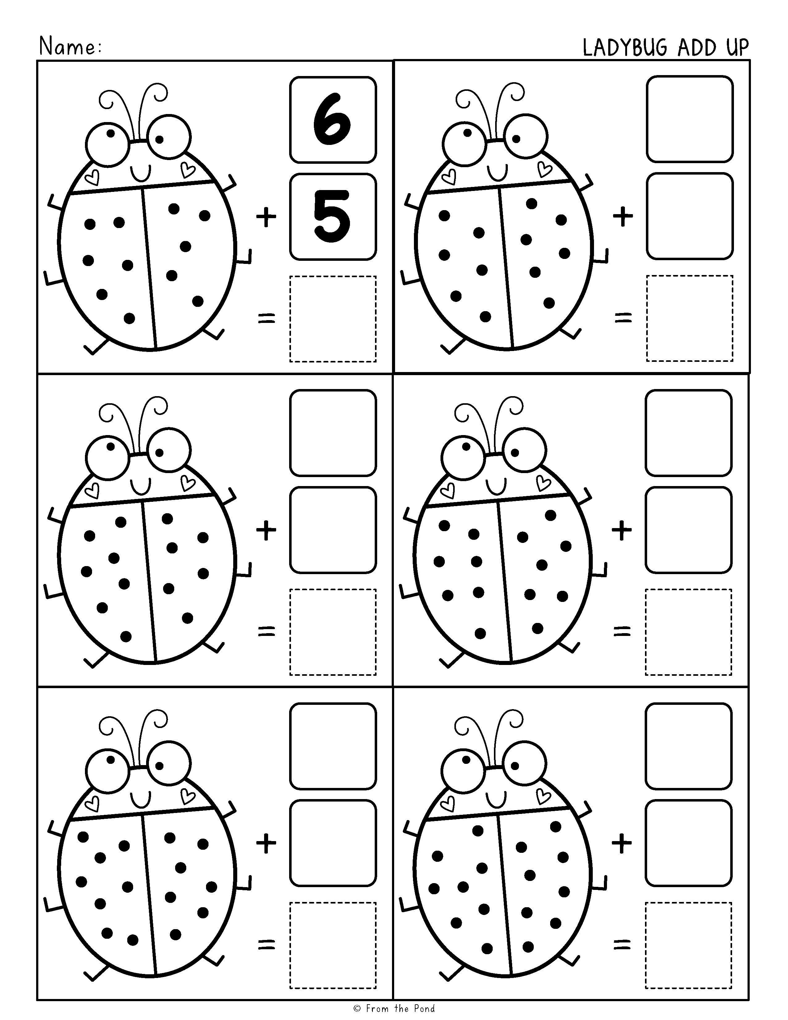 Addition Worksheets For Numbers To 20 Addition Worksheets Math Fact Worksheets Math Addition Worksheets Addition up to worksheets