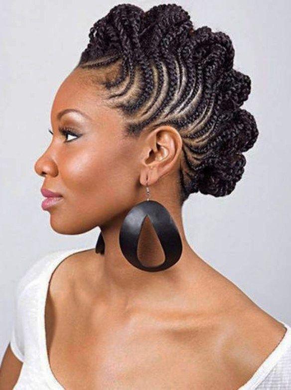Fishtail Braid Hairstyles For Black Women Braided Hairstyles Cornrow Hairstyles Braided Hairstyles For Wedding
