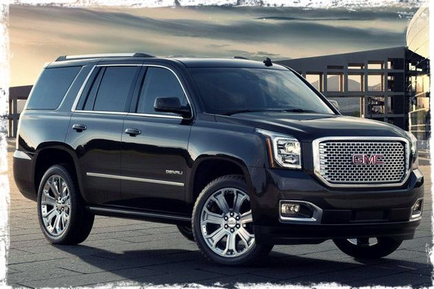 Gmc Yukon Denali 2015 Review And Specs Gmc Suv Yukon Car Gmc