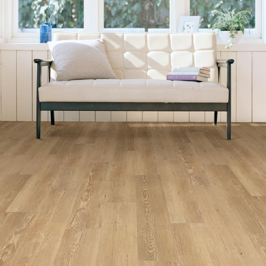 Benefits of vinyl hardwood plank flooring downsides of for Pvc wood flooring