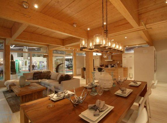 Mezzanine House Design Plan