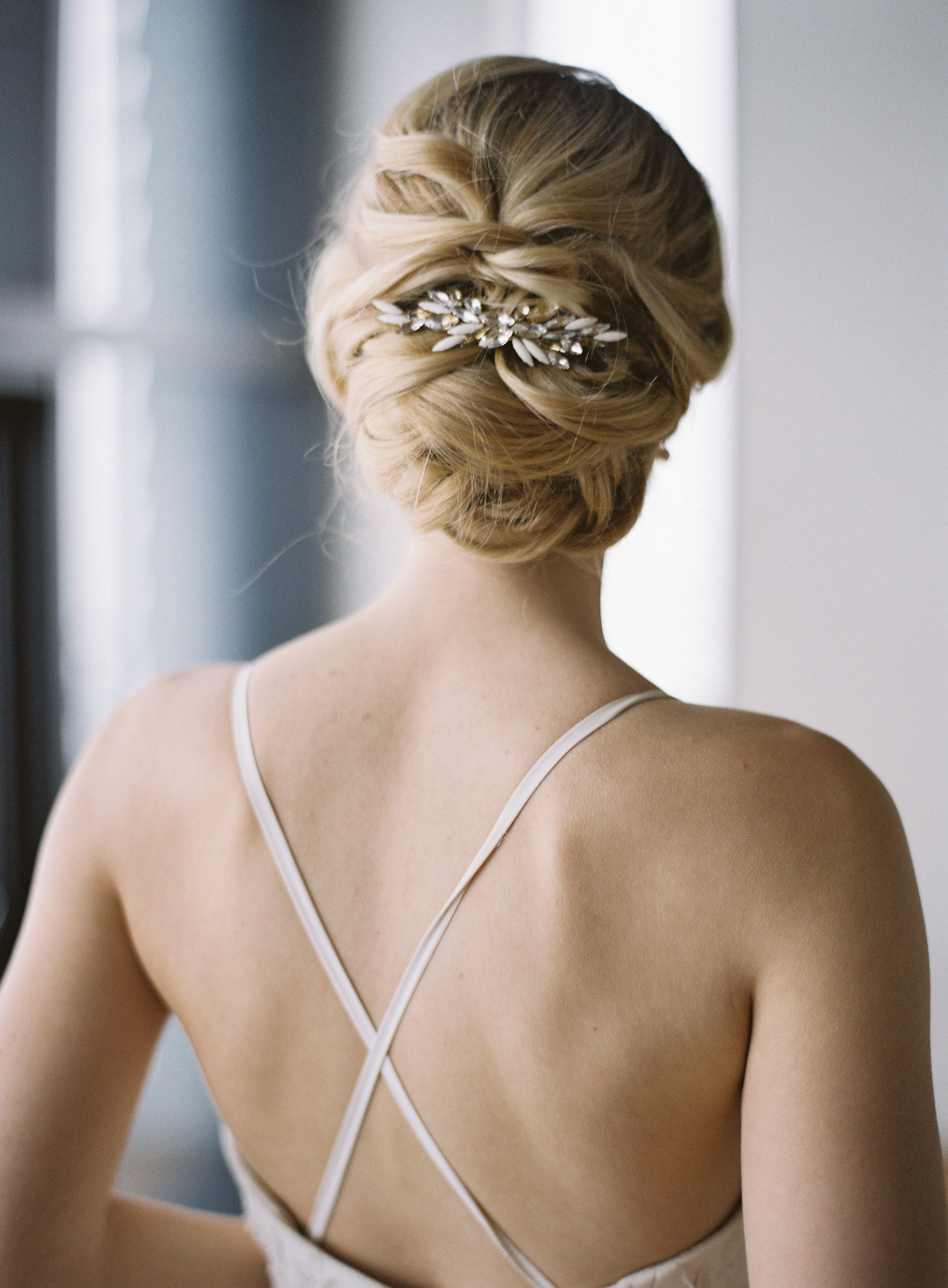 industrial romantic nyc wedding inspiration shoot at boro