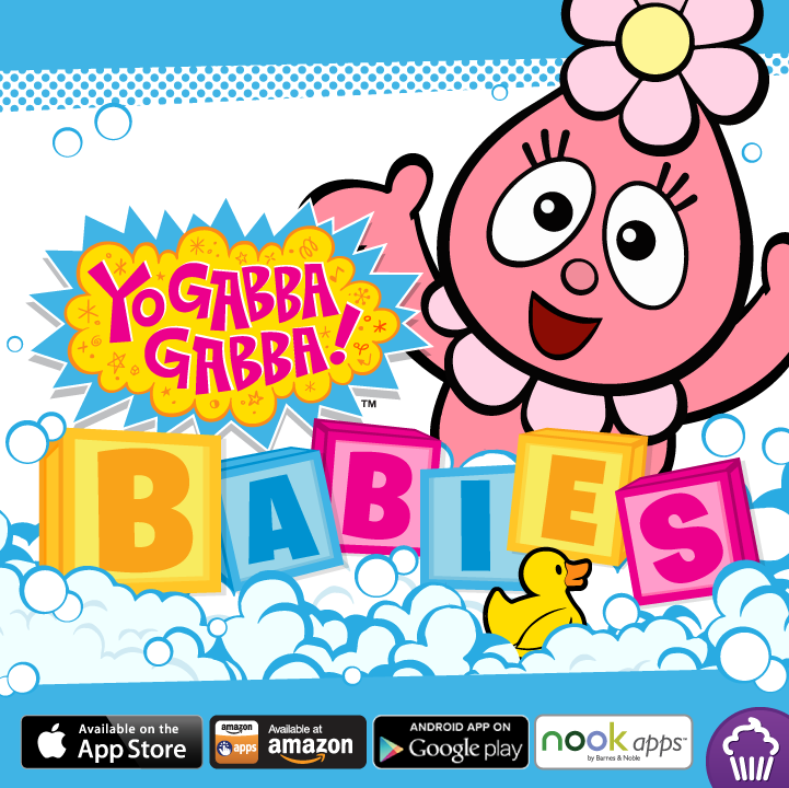 NEW Yo Gabba Gabba! experience filled with cute play