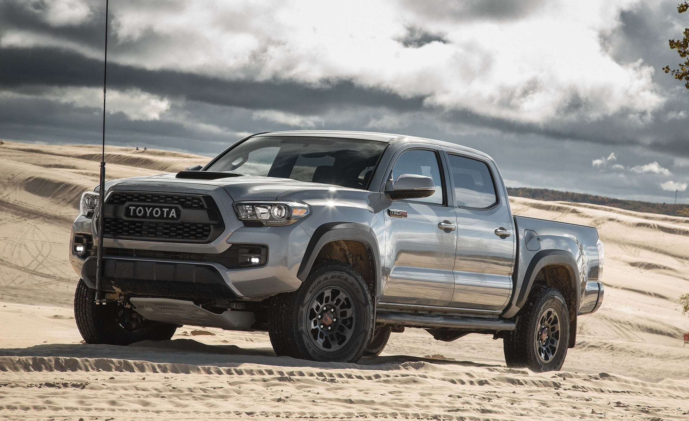 2020 Toyota Tacoma Diesel Trd Pro Overview
