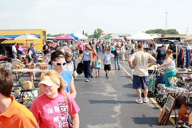 Traders World Ohio >> Trader S World Flea Market Gives Unique Shopping A Whole New