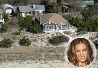 Sarah jessica parker 39 s second home a time share in the for Tour the stars homes in hollywood