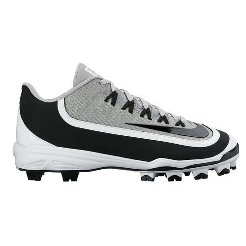 Nike Men's Huarache 2kfilth Pro Low Baseball Cleats (Wolf Grey/University  Red/White, Size 15) - Adult Baseball Shoes at Academy Sports
