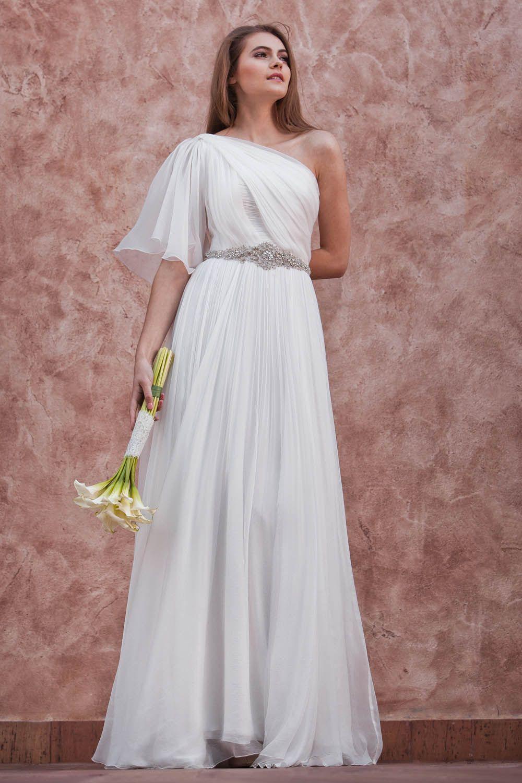 Ophelia wedding dress by divine atelier wedding dresses long