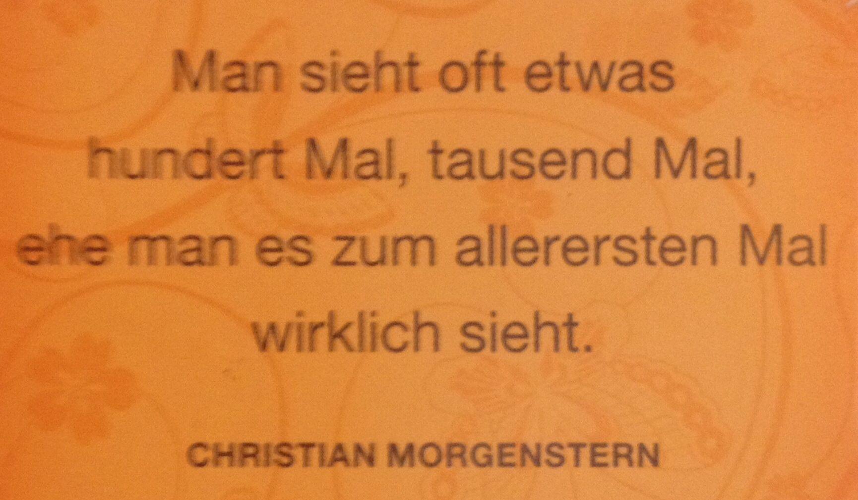 Christian Morgenstern Sprüche Zitate Und Christian