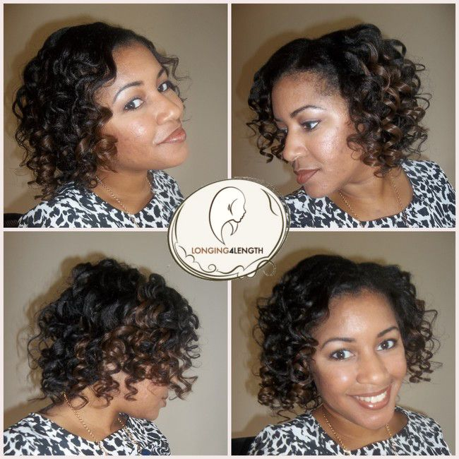 Pin On Relaxed Hair Tips Style Ideas
