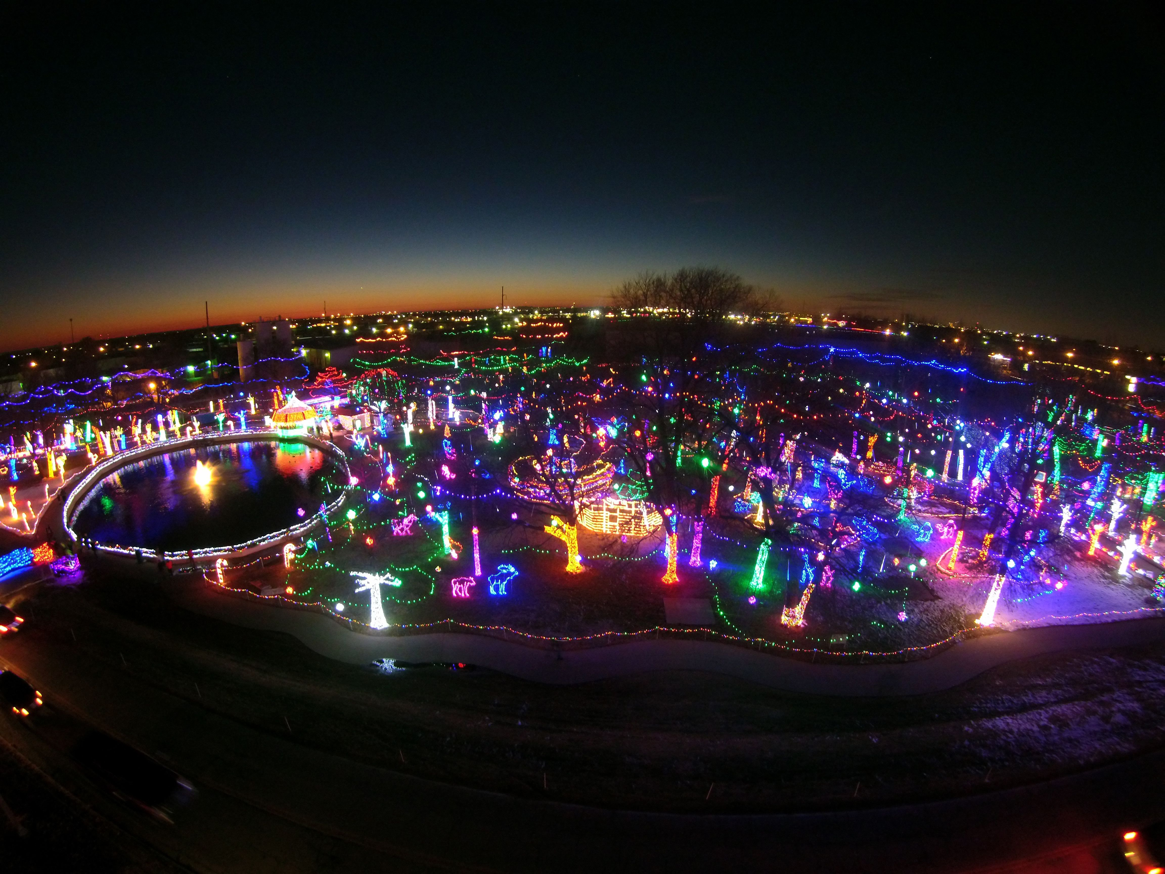 Rhema Christmas Lights.Rhema Christmas Lights Oklahoma Christmas Lights Travel