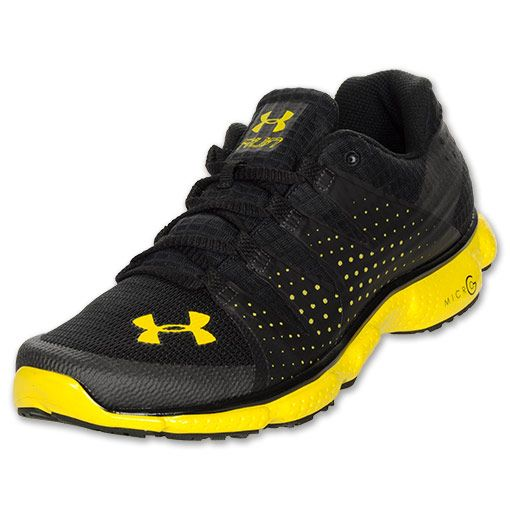 23b087d4fbe81 under armour shoes add yellow laces-Lafayette Colors