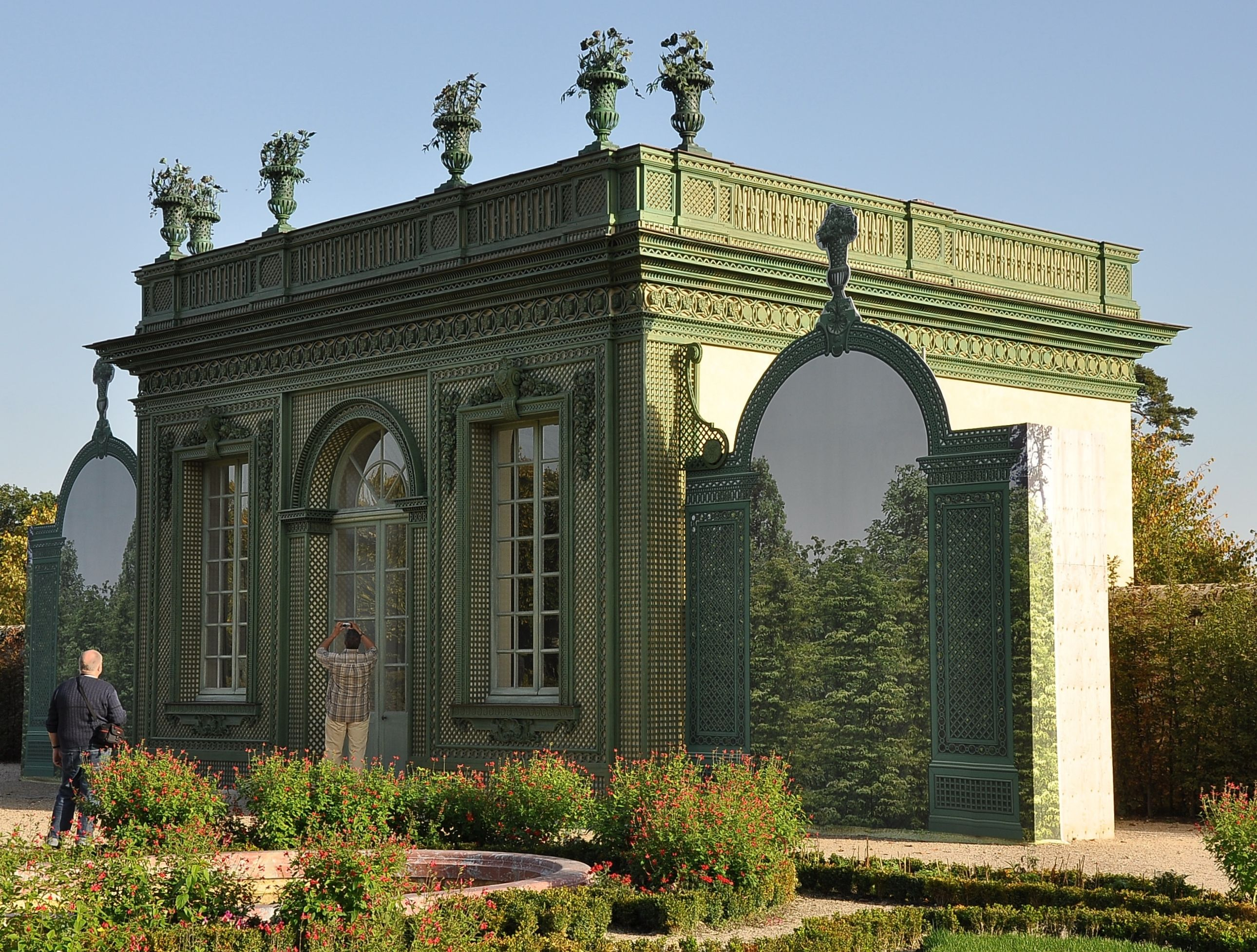 Pavillon Frais Petit Trianon France With Images Versailles