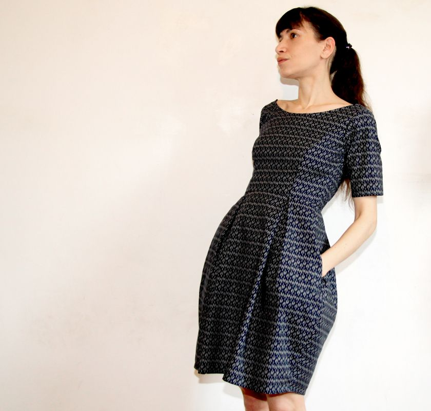 Elisalex dress japonisante