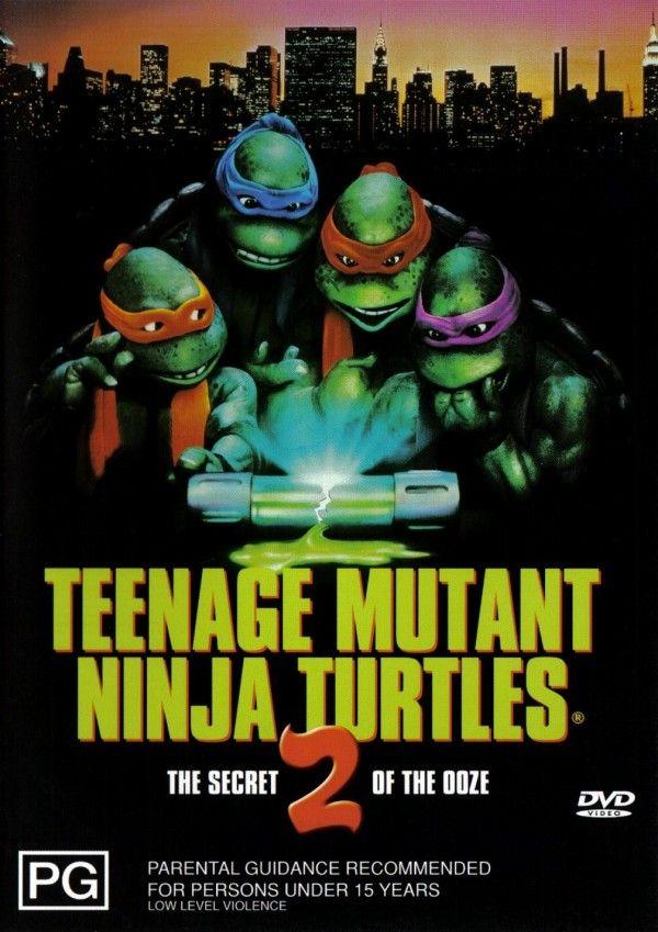 teenage mutant ninja turtles ii the secret of the ooze 1991