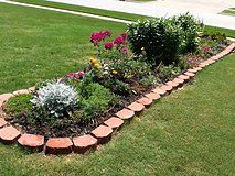 This is a customer that has had numerous landscape services to help care for their garden