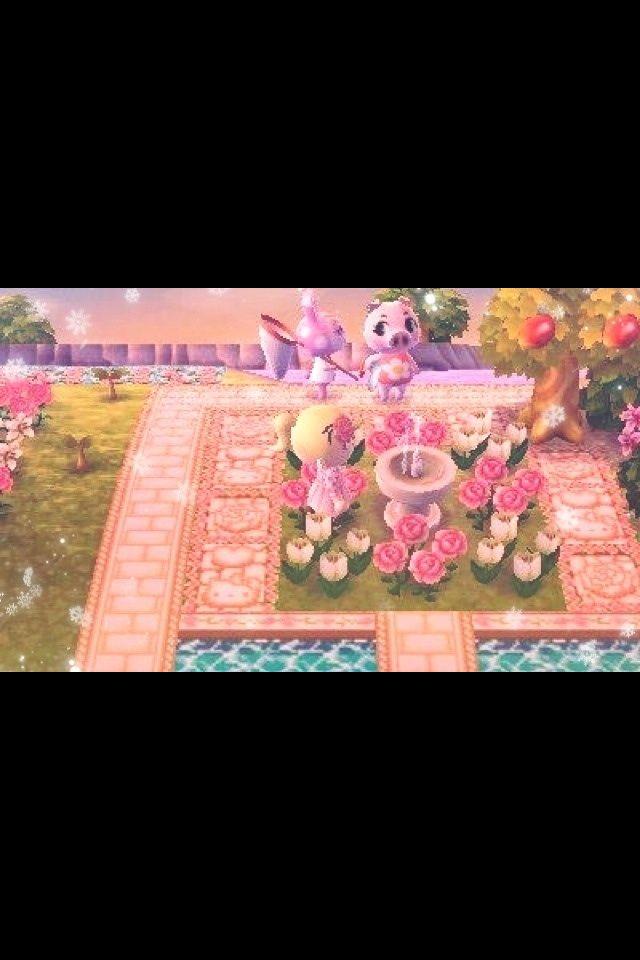 Cute Pink town