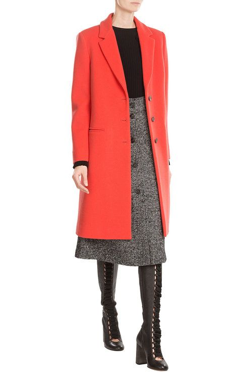 Coat with Printed Lining   Emilio Pucci / Search for more with our Best Sales Finder!