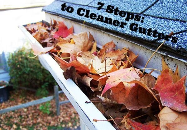 Full Gutters Can Be Detrimental To A Home 7 Steps Gutter
