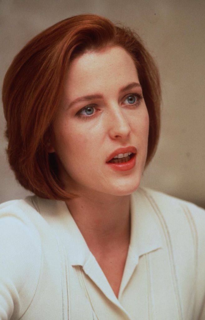 Dana Scully from the X-Files