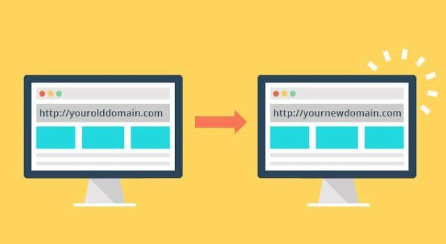 Cara Mengganti Domain Website Lama Ke Domain Baru