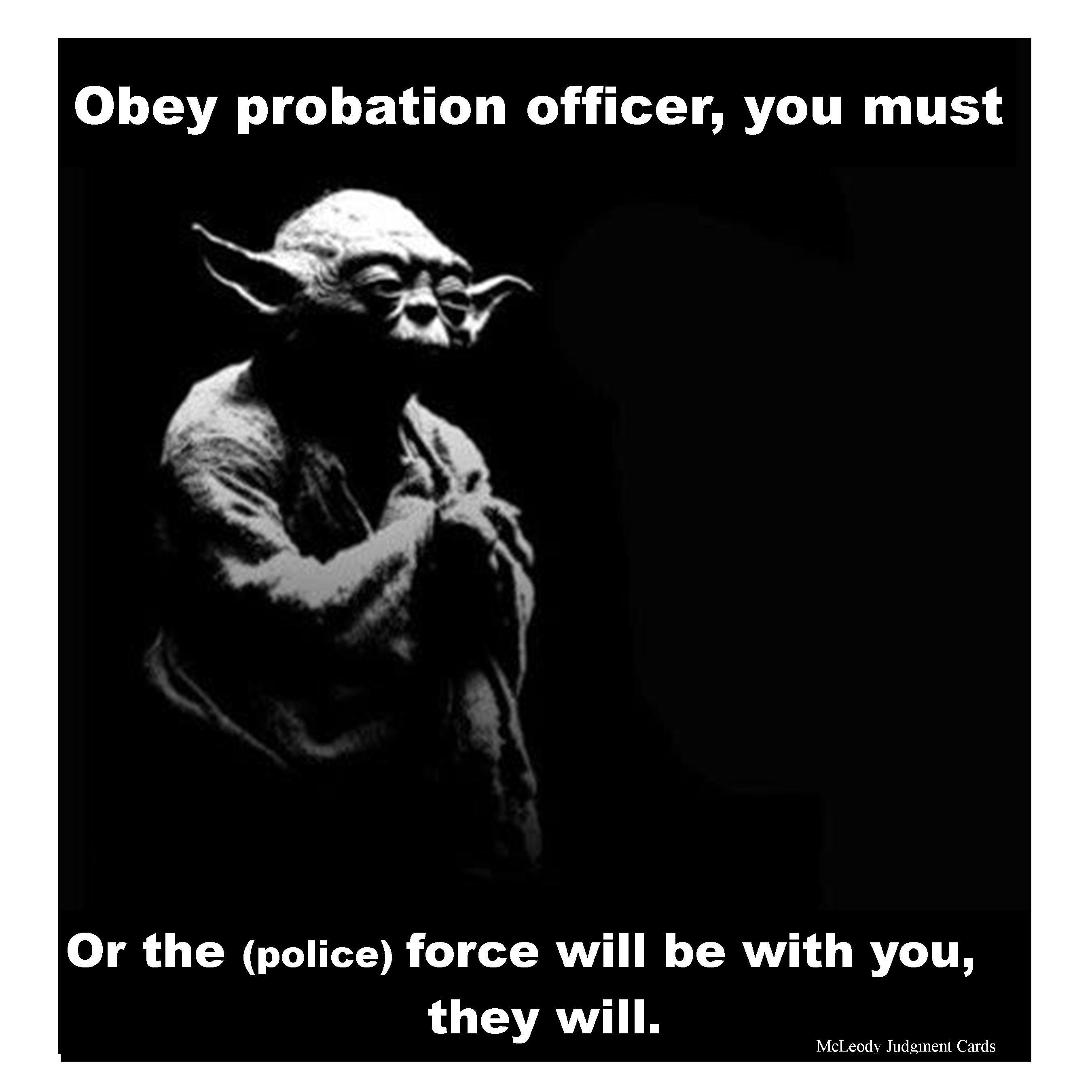Probation officer humor Probation officer, Work humor