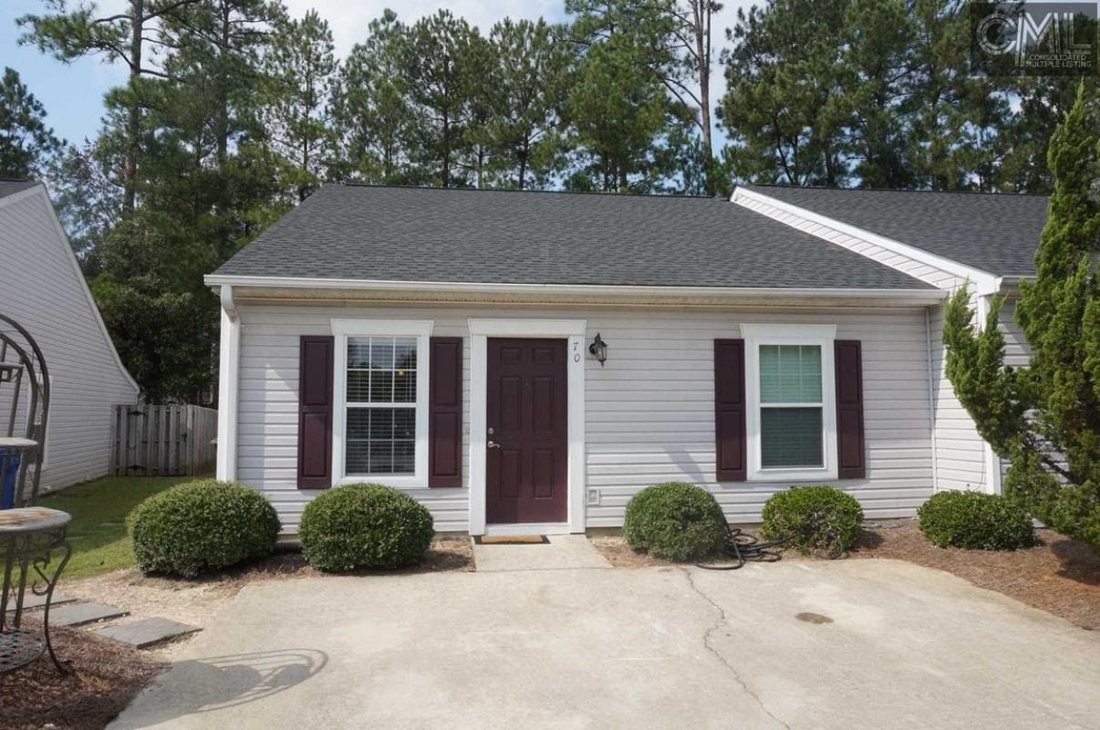 2BR Maintenance Free Patio Home For Sale   70 HERITAGE VILLAGE LANE, Col.