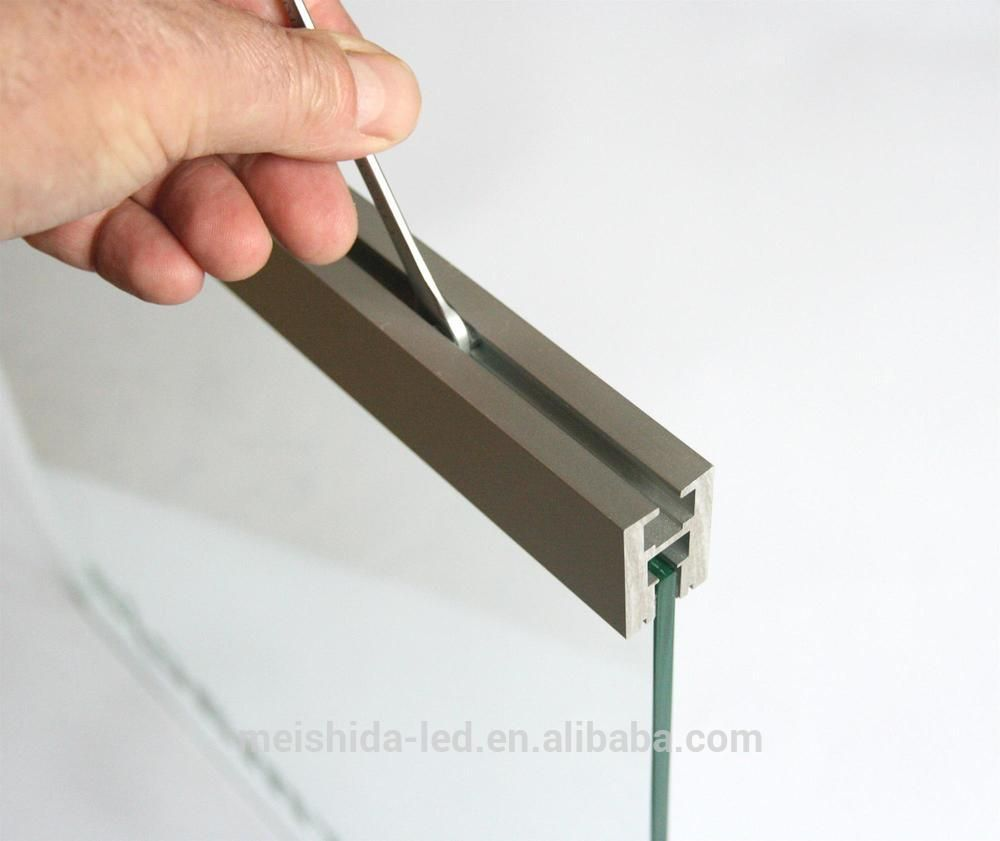 Simply aluminum extrusion 6 foot strips seems