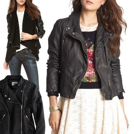 36b75a4541270e 10 Best Faux Leather Jackets