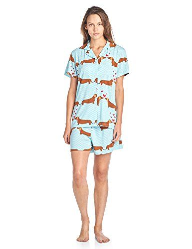 4c7c1da246 BHPJ By Bedhead Pajamas Women s Soft Knit Short Sleeve Pa ...