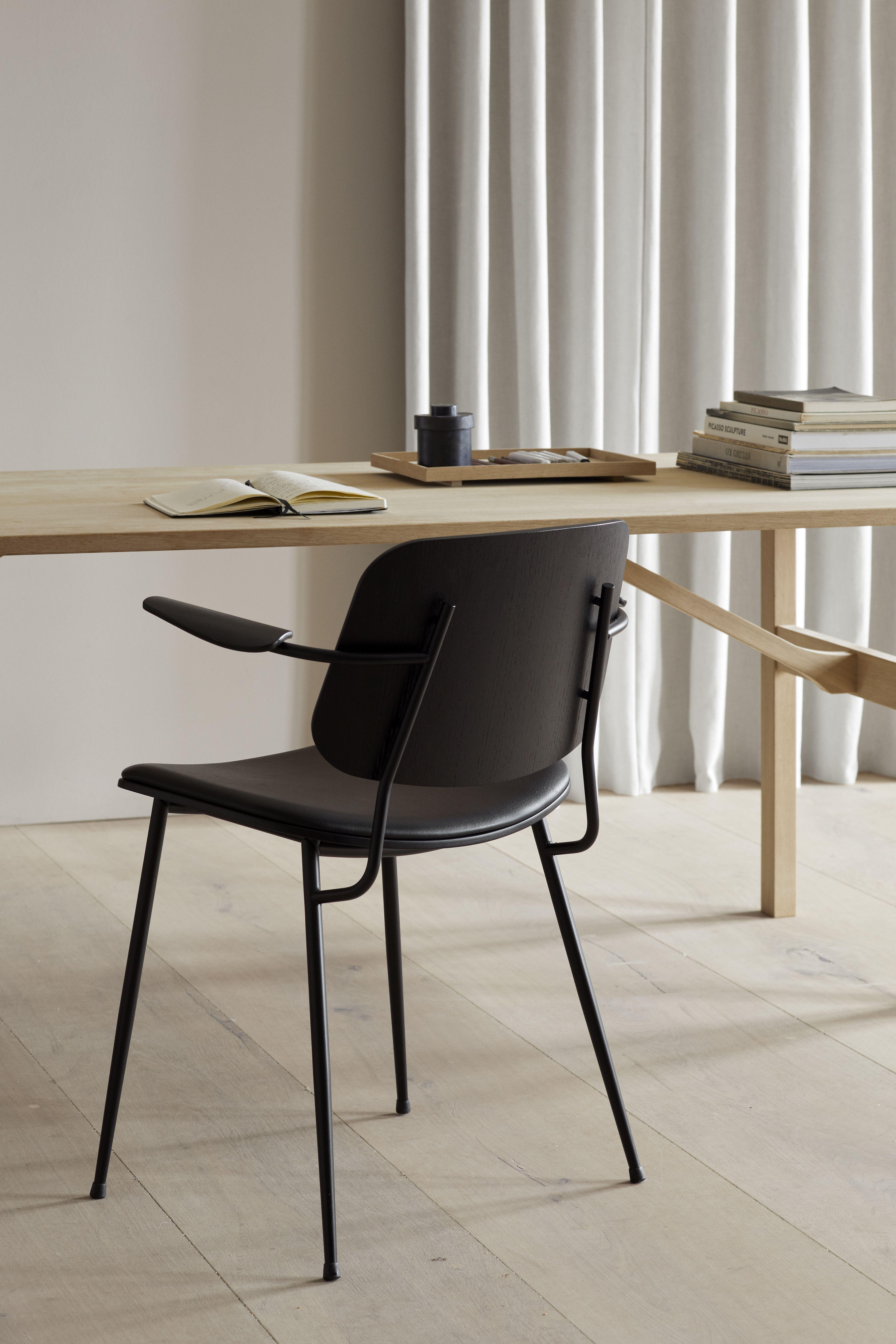 Fredericia Furniture 3061 Søborg Stol Sædepolstring | 家具