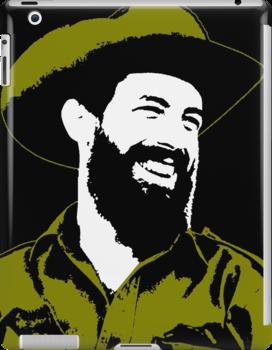 Camilo Cienfuegos Ipad Retina 3 2 Snap Case By Impactees Cienfuegos Art Images Historical Figures