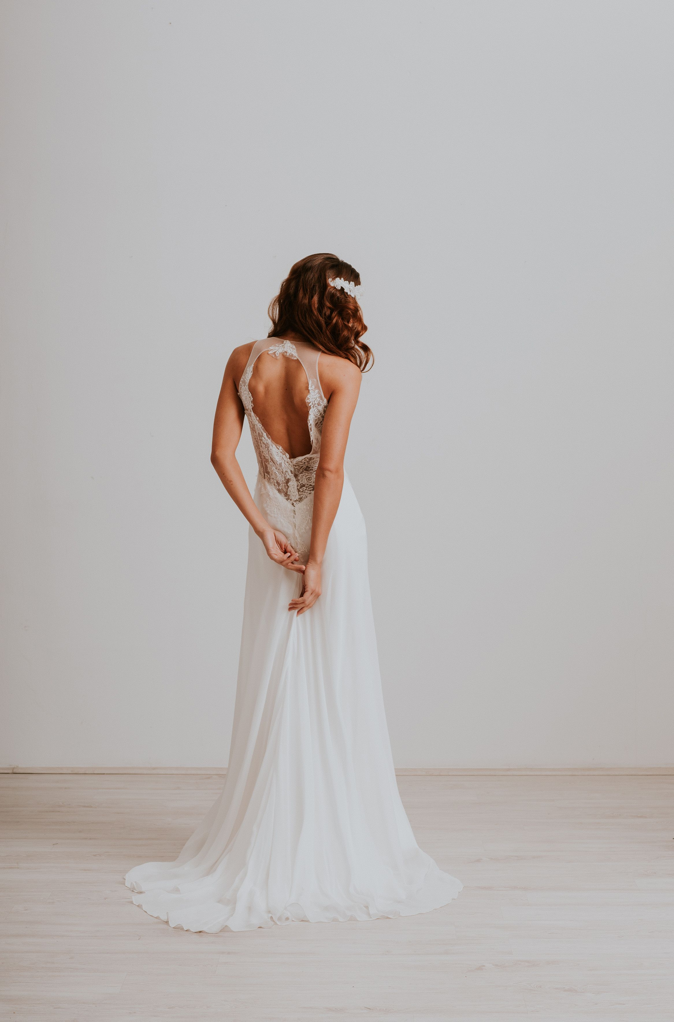 b62b0258d2 Nora Sarman / Budapest | Fehér Szalon / Nora Sarman Bridal | Wedding ...