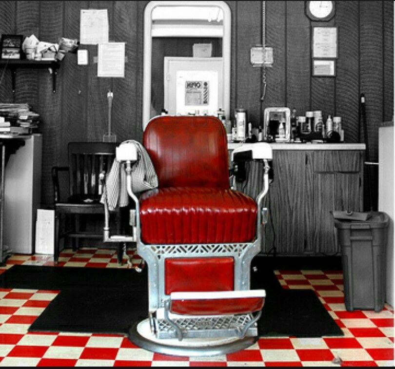 Old School Barber Shop Barber Chair Old School Barber Shop Vintage Barber