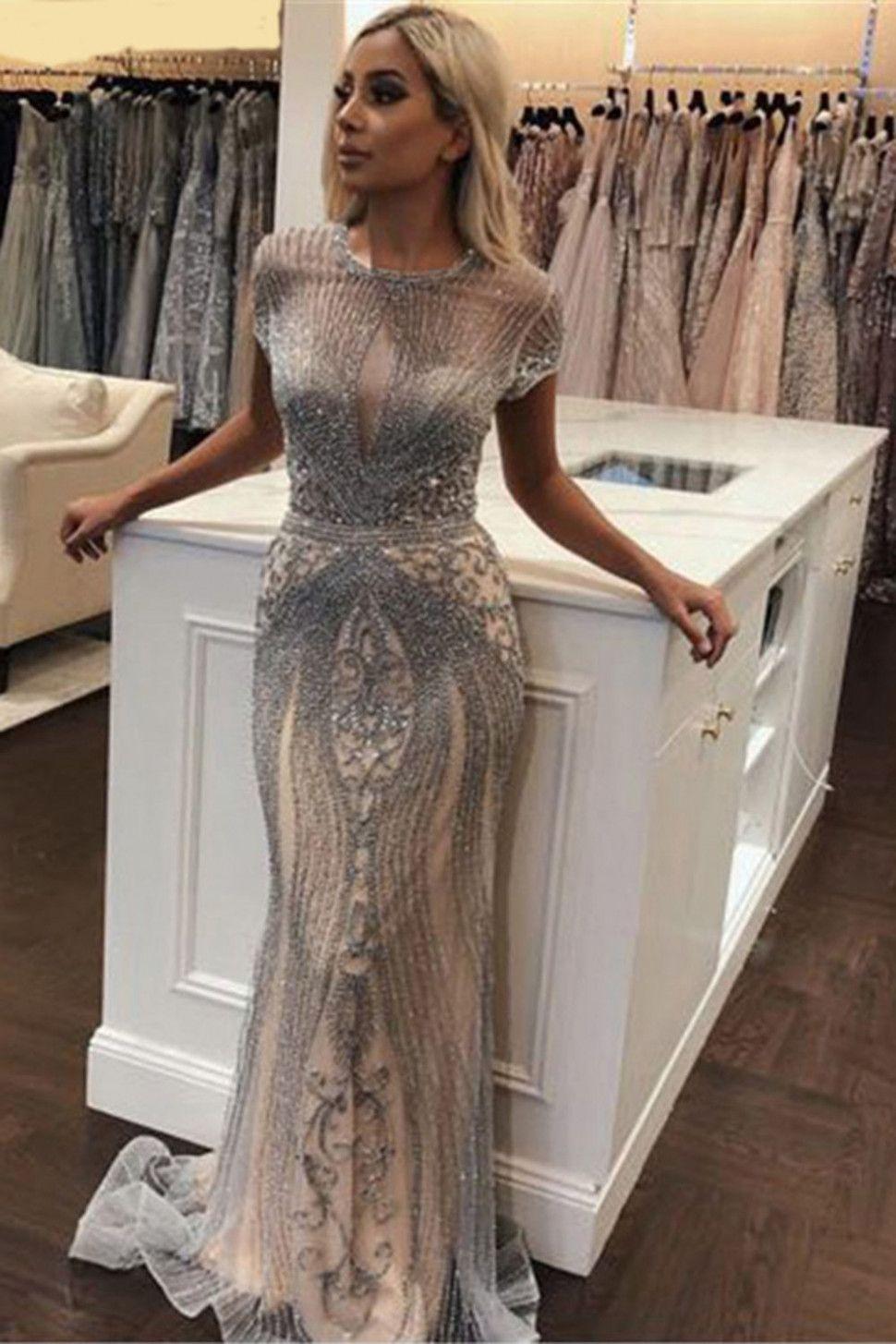 12 Abendkleider Günstig Online in 12  Glamouröse abendkleider