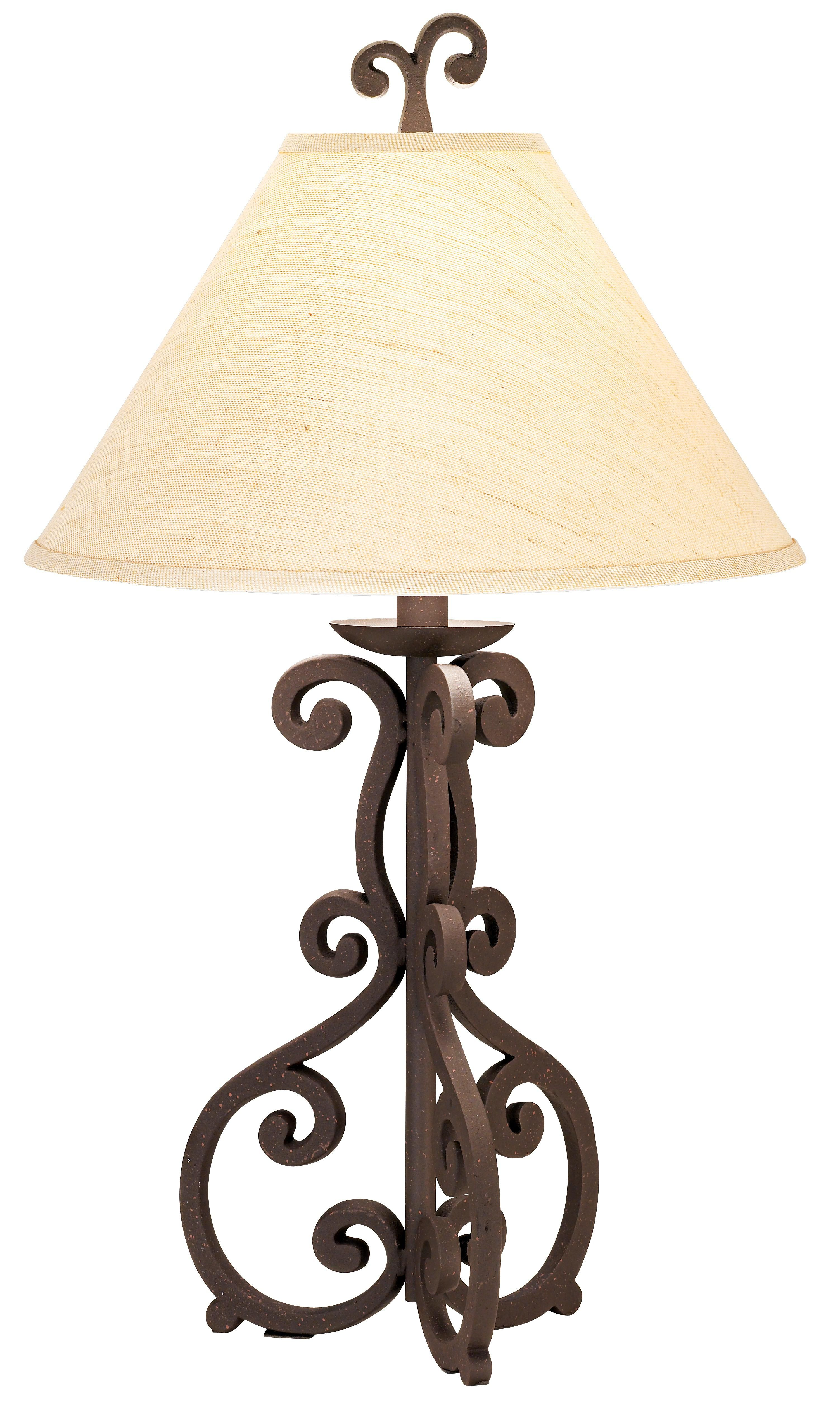 High iron scroll table lamp my bedroom pinterest high iron high iron scroll table lamp aloadofball Images