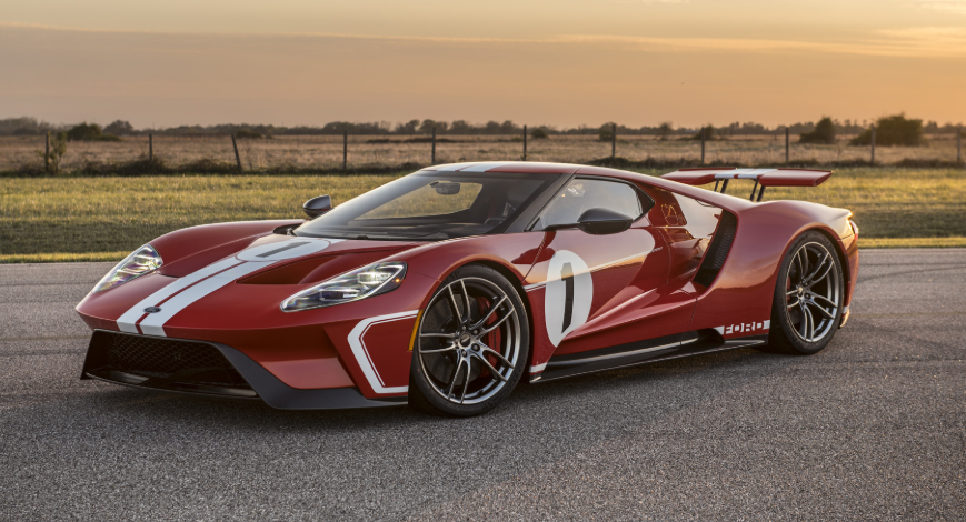 The Best Supercars In 2018 Ford Gt Super Cars Ford Sport