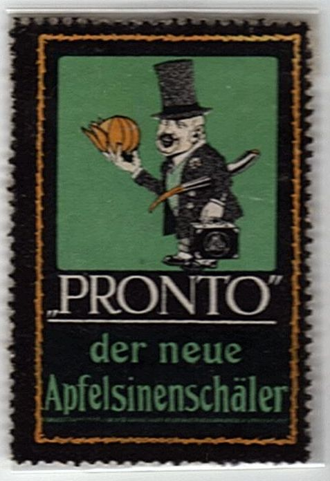 Pronto Deutsch