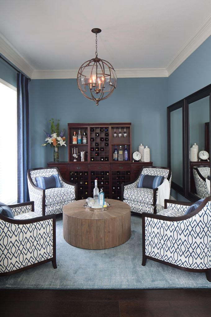 House Of Turquoise: Heather Scott Home And Design Bar Area