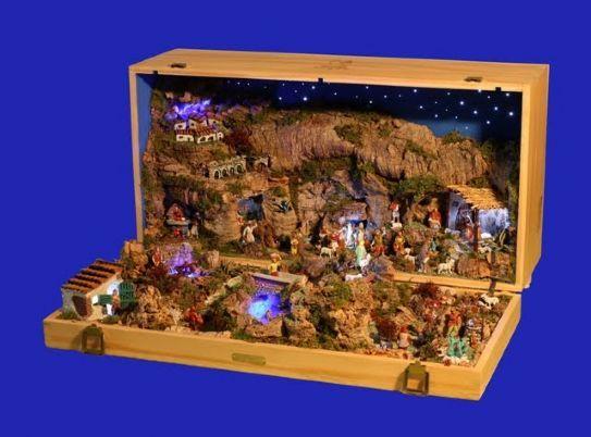 Presepe Artigianali Di Legno : Presepe legno foto gallery donnaclick christmas nativity
